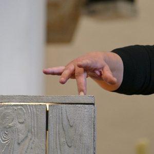 2019 fand das landeskirchliche Kunstsymposium in der Münchner Markuskirche statt.