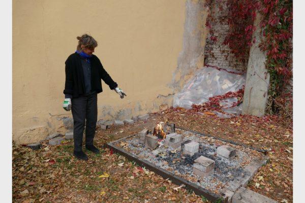 2018 fand das landeskirchliche Kunstsymposium in Wildbad Rothenburg mit der Künstlerin Ulrike Mohr statt.