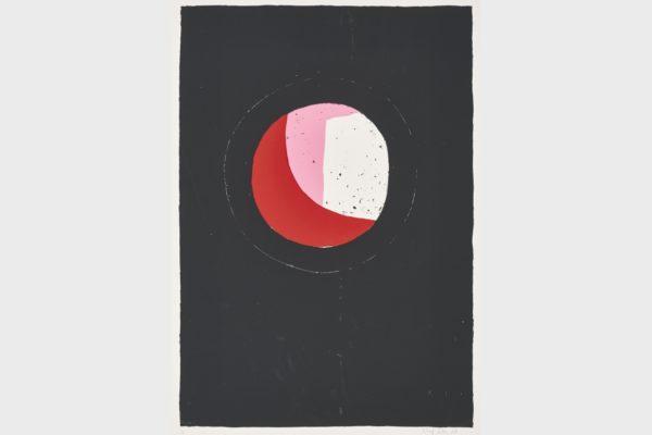 Ein Werk des Kunstpreisträgers 1995 Rudolf Büder.