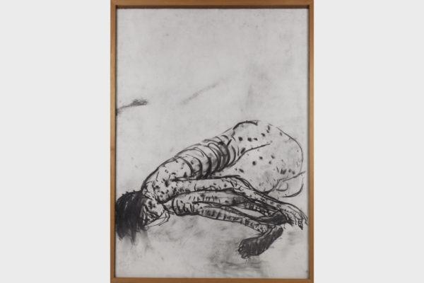 Ein Werk des Kunstpreisträgers 1983 Werner Knaupp.