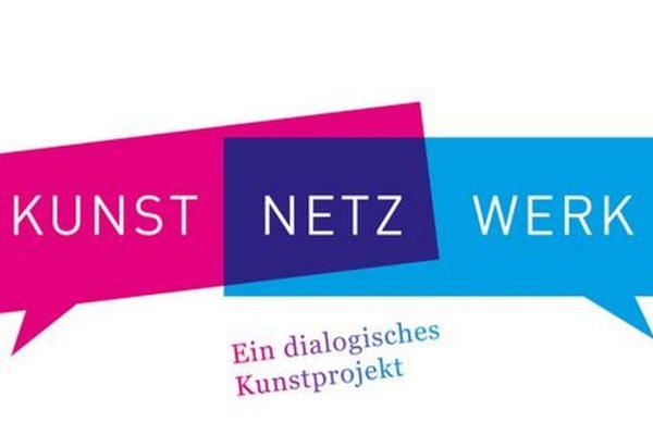 Logo des Online-Projekts Kunst-Netz-Werk.