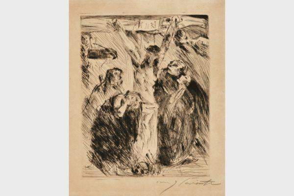 Ein Werk aus der Kunstsammlung der Evangelisch-Lutherischen Kirche in Bayern.