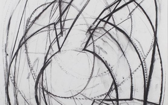 Ein Werk des Kunstpresiträgers 1999 Werner Mally.