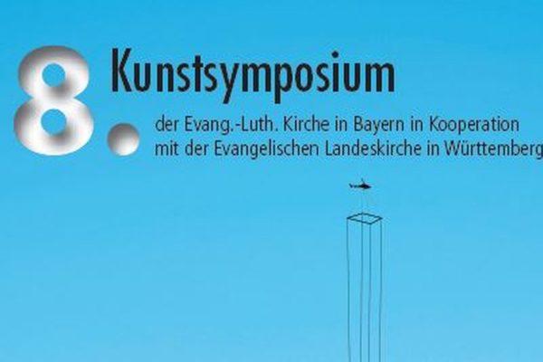 Titelblatt des Flyers zum landeskirchlichen Symposium 2016 in Ulm.