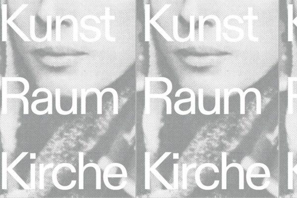 Titelbild der Kunstkonzeption der Evangelisch-Lutherischen Kirche in Bayern.